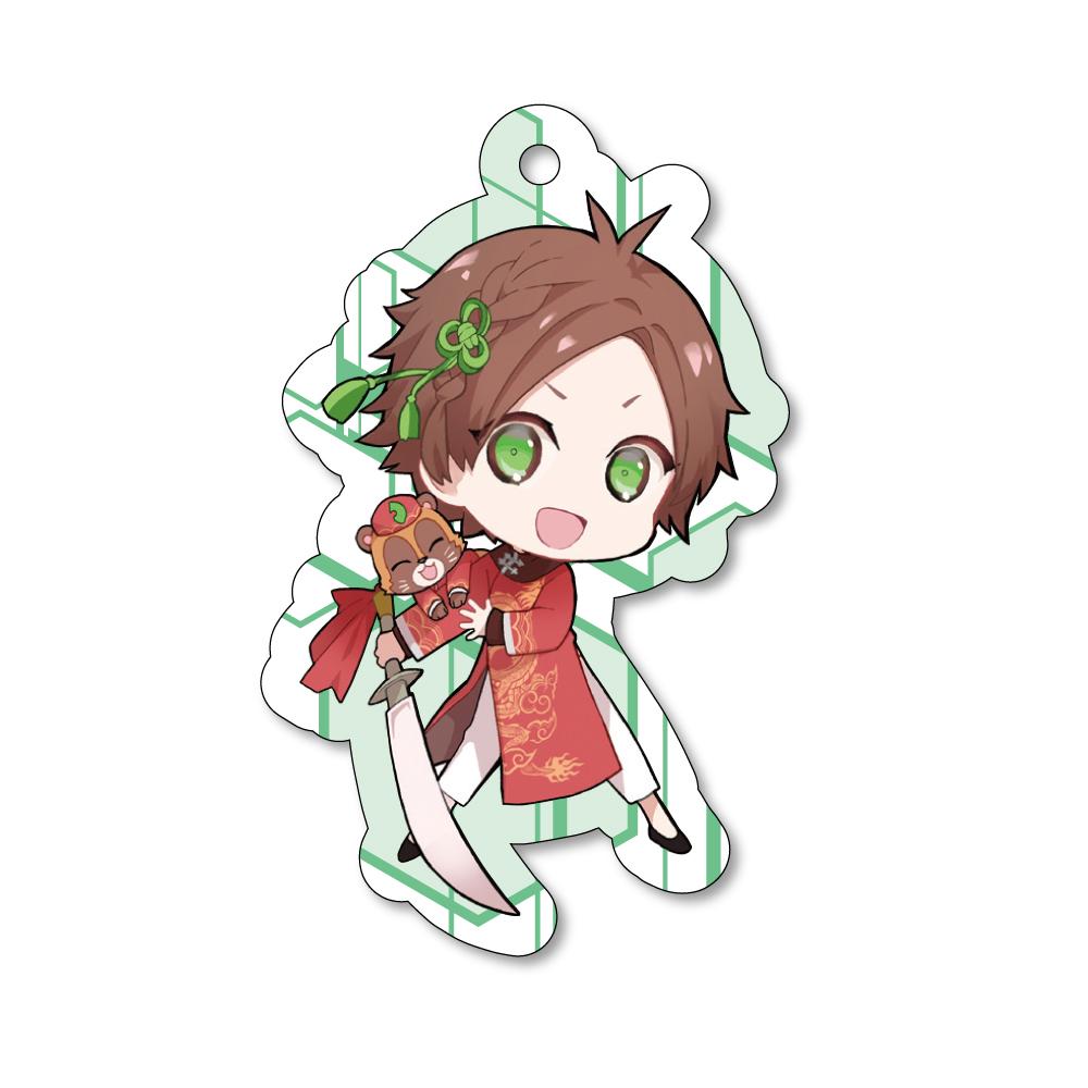 【HIKI FES 2021】Acrylic Key Chain URATANUKI