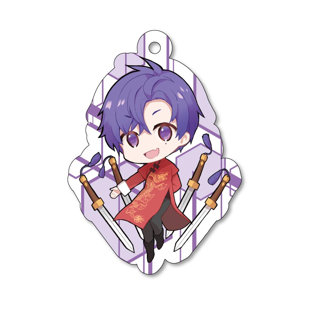 【HIKI FES 2021】Acrylic Key Chain SHIMA