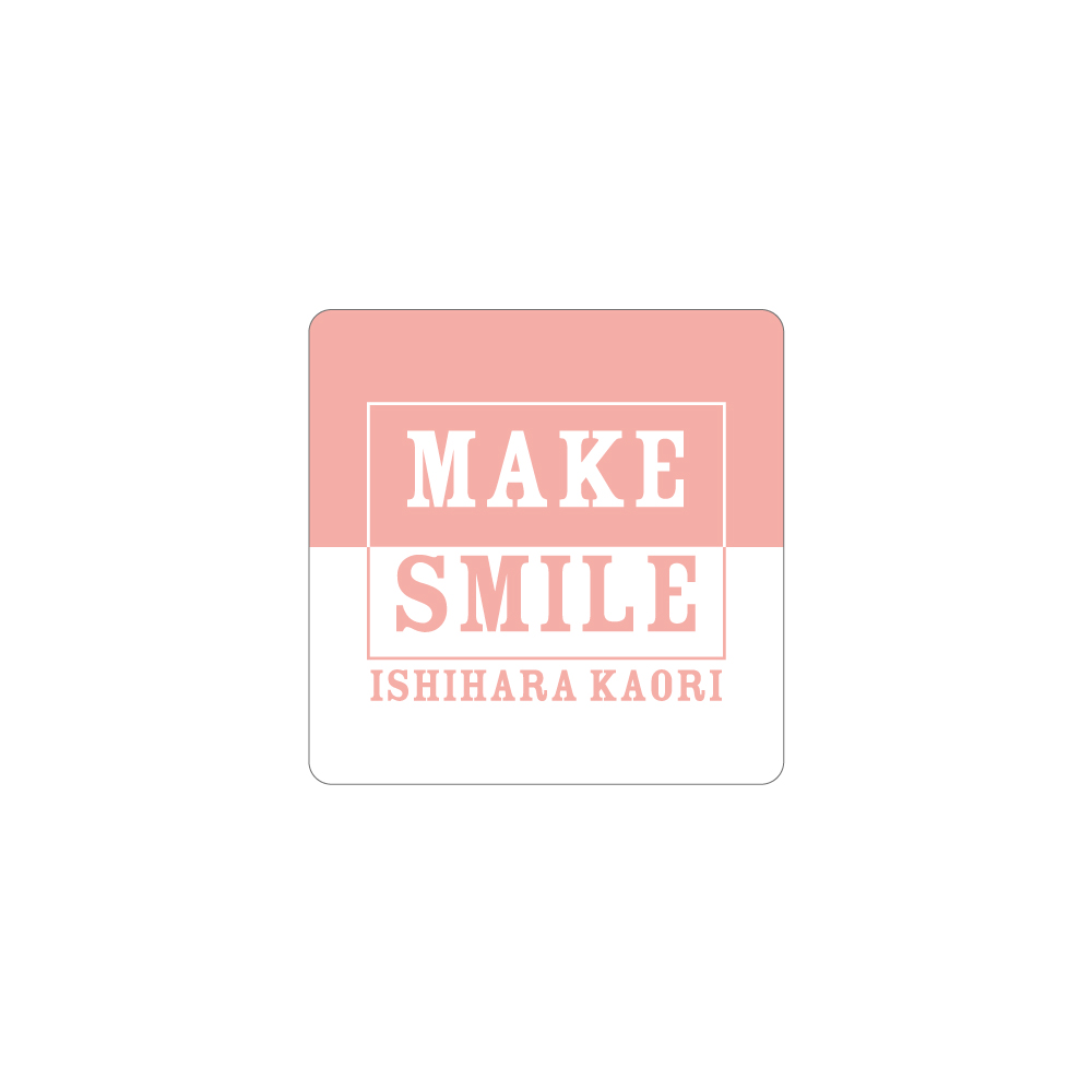 "Ishihara Kaori 2nd LIVE ""MAKE SMILE"" Wristband A"