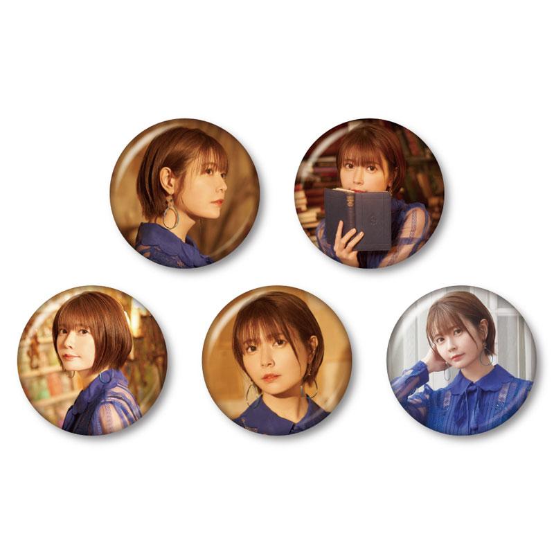 "Taketatsu Ayana ONLINE LIVE ""Good-bye winter Hello spring!"" Badge(5 types random)"