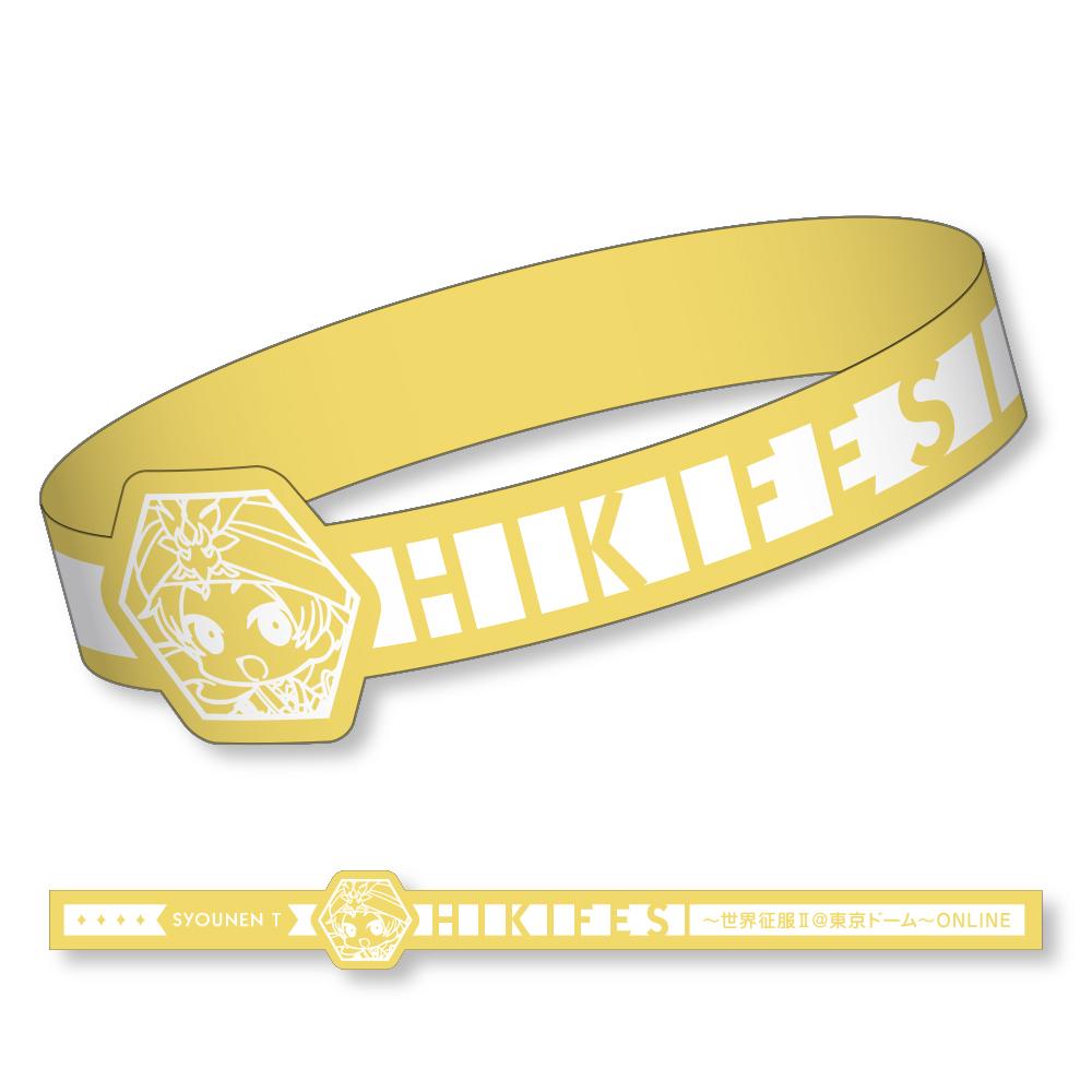 【HIKI FES 2021】Rubber Band SYOUNEN T