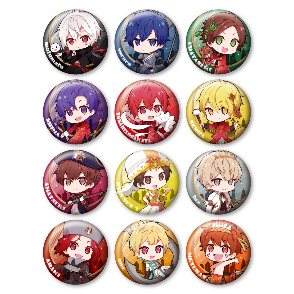 【HIKI FES 2021】Badge Lottery with a prize No.2