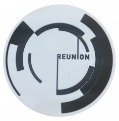 OxT REUNION Rubber Coaster