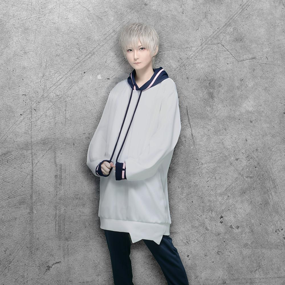 【HIKIKOMORI DEMO LIVE GA SHITAI! 2021】mafumafu's formal wear(Hooded Sweatshirt) No.4