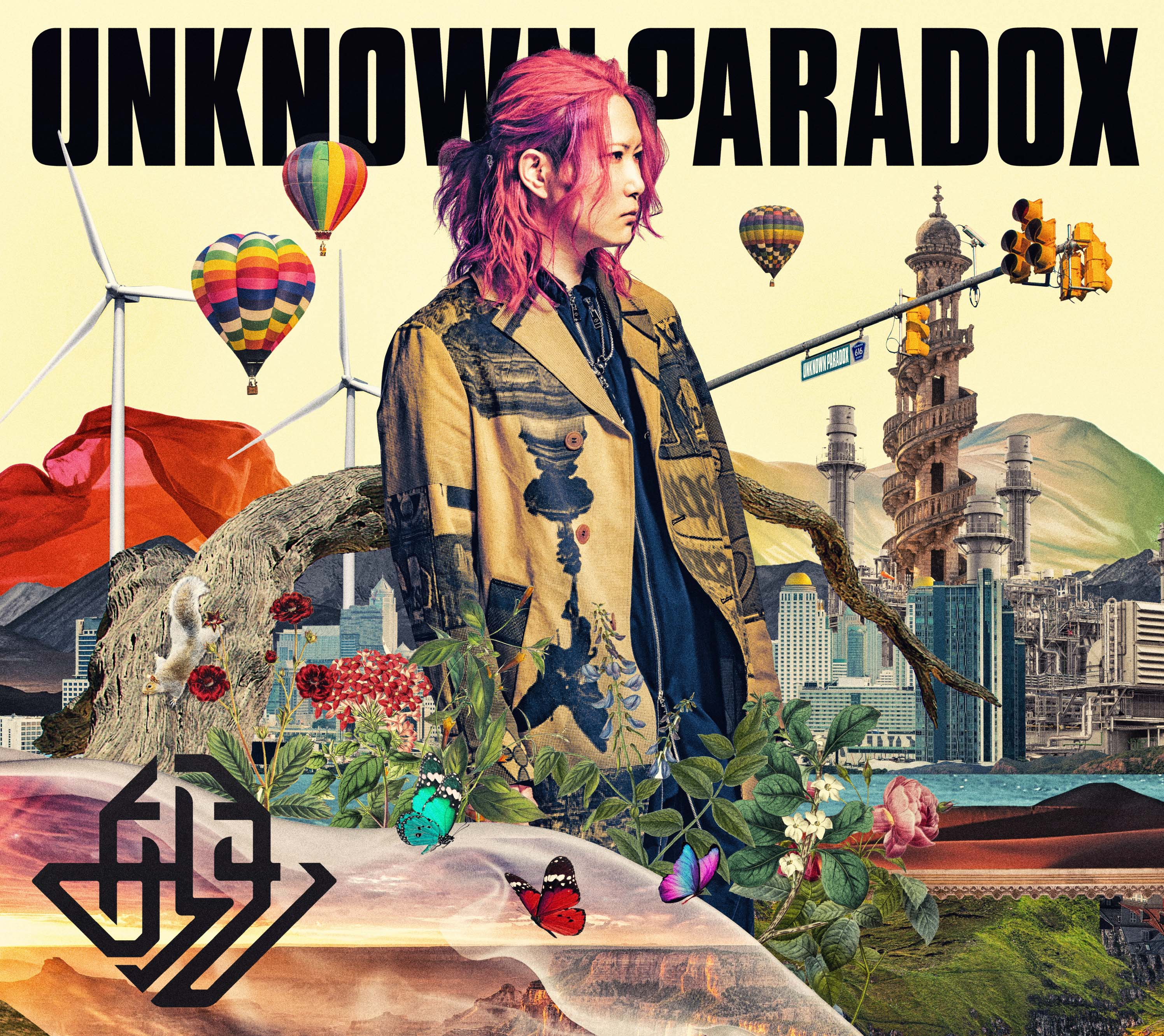 "ARAKI ""UNKNOWN PARADOX"" Limited Edition (CD+DVD) Release in June 16th"