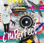 """Oishi Masayoshi  6th single """"Imperfect"""" Normal Edition (CD only)"""