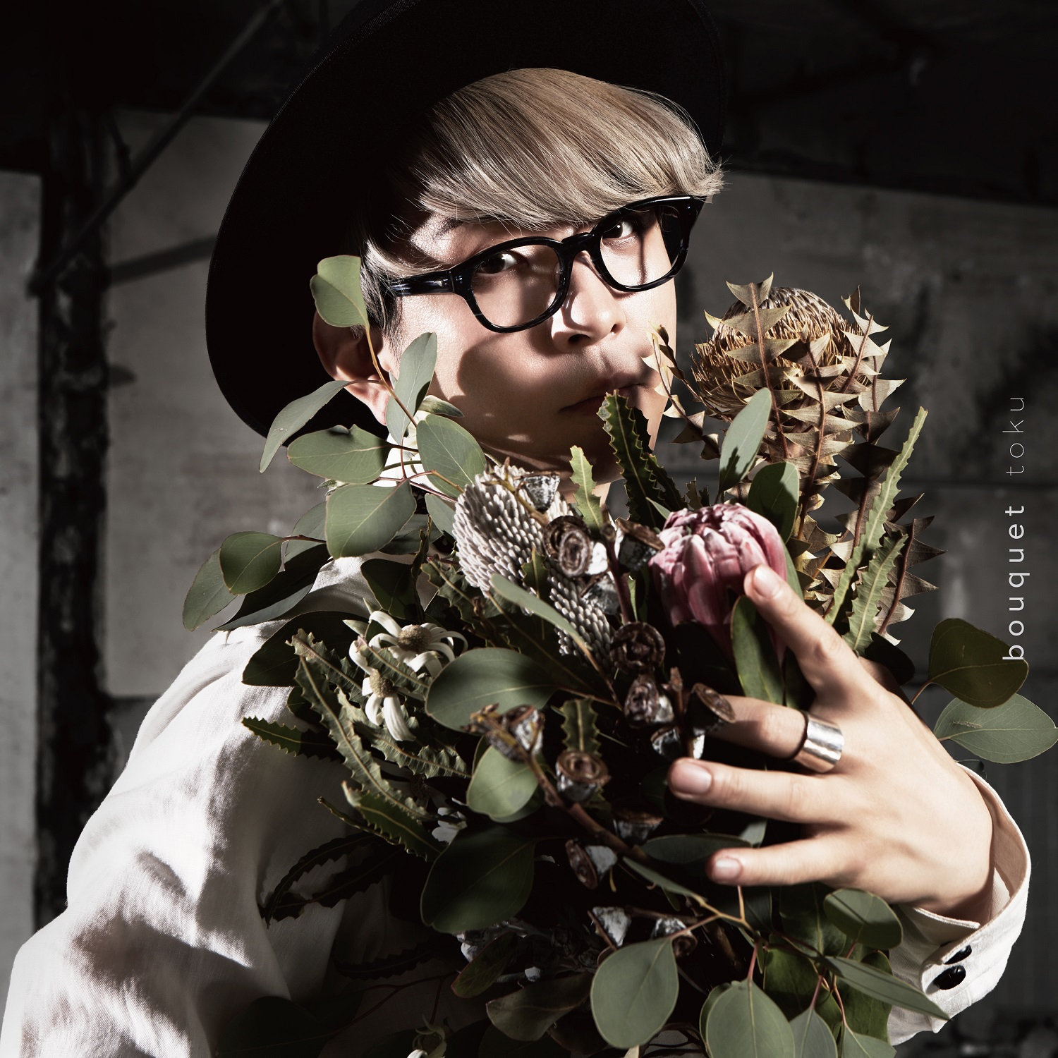 """toku """"bouquet"""" Limited edition(CD+BD) Release in June16th 2021"""