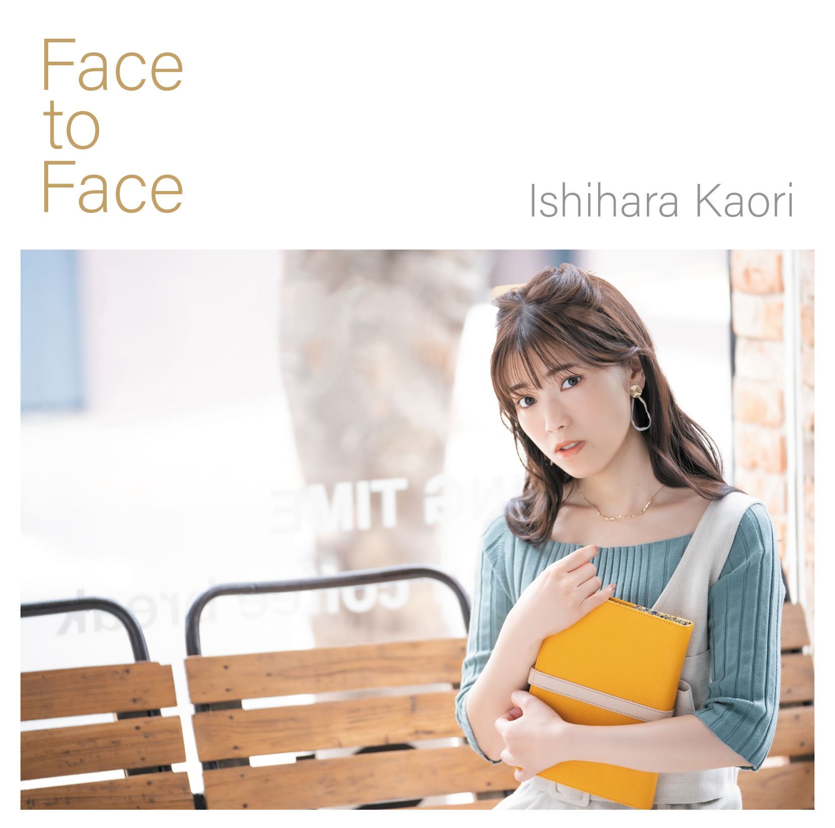"Ishihara Kaori 4th Single CD ""Face to Face"" Normal edition (CD only) No.1"