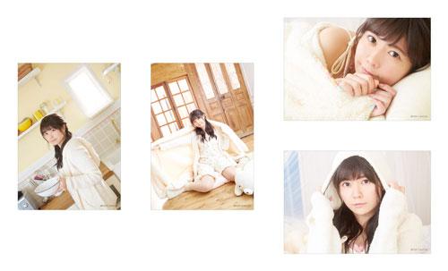 """Taketatsu Ayana BEST LIVE  """"apple feuille"""" Photo (indoor ver.) No.1"""