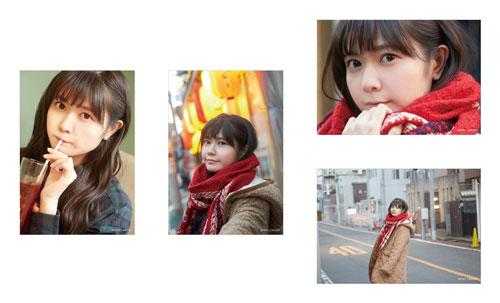 """Taketatsu Ayana BEST LIVE  """"apple feuille"""" Photo (outdoor ver.) No.1"""