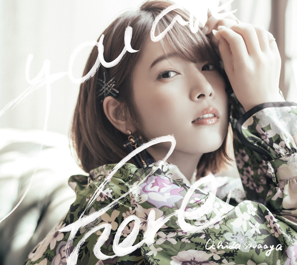"Uchida Maaya 2nd Mini Album ""you are here""  limited edition (CD+DVD+PHOTOBOOK)"