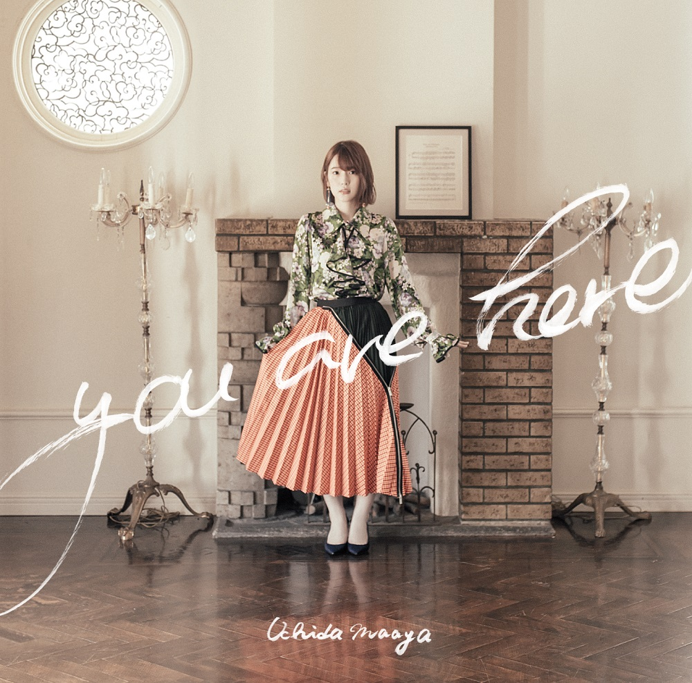 "Uchida Maaya 2nd Mini Album ""you are here"" Normal edition (CD only)"