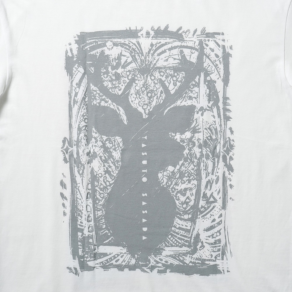 NARASHIKA Original T-shirt  XL size (YASUTO SASADA) No.5