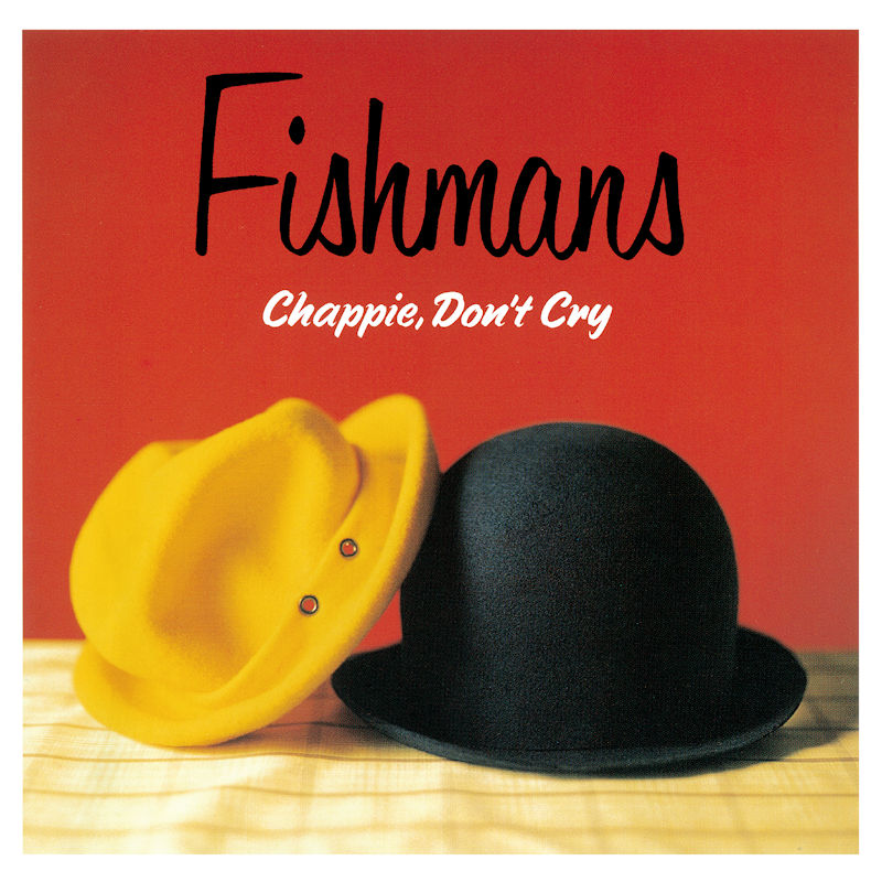 """Fishmans """"Chappie, Don't Cry"""" LP record (180g heavyweight vinyl) 2-disc set  Release in Aug4th 2021"""