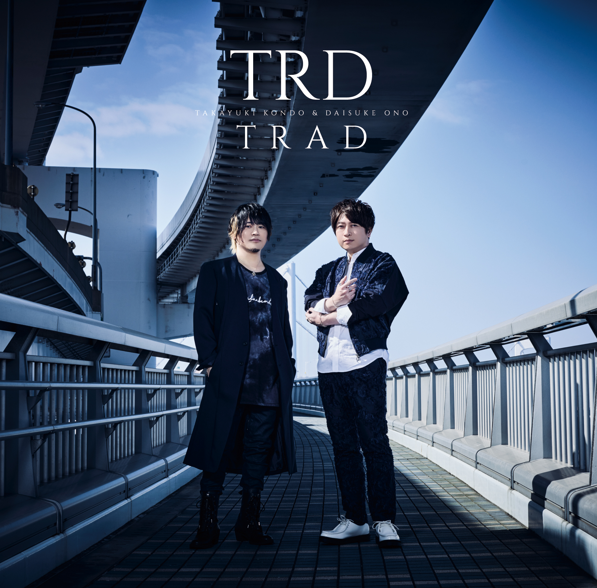 """TRD 1st mini Album""""TRAD"""" Normal Edition(CD only)"""