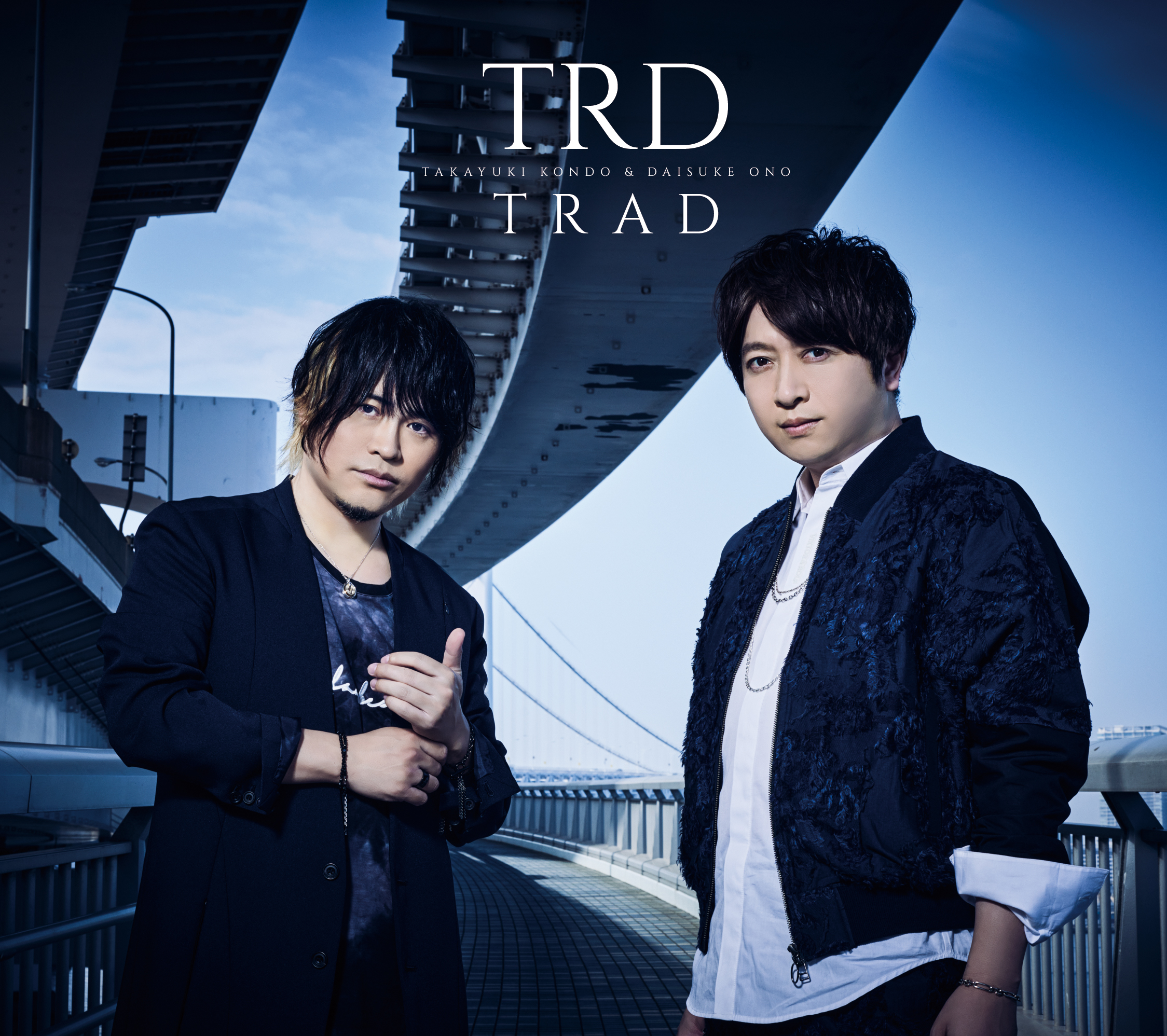 "TRD 1st mini Album""TRAD"" Limited Edition(CD+Blu-ray)"