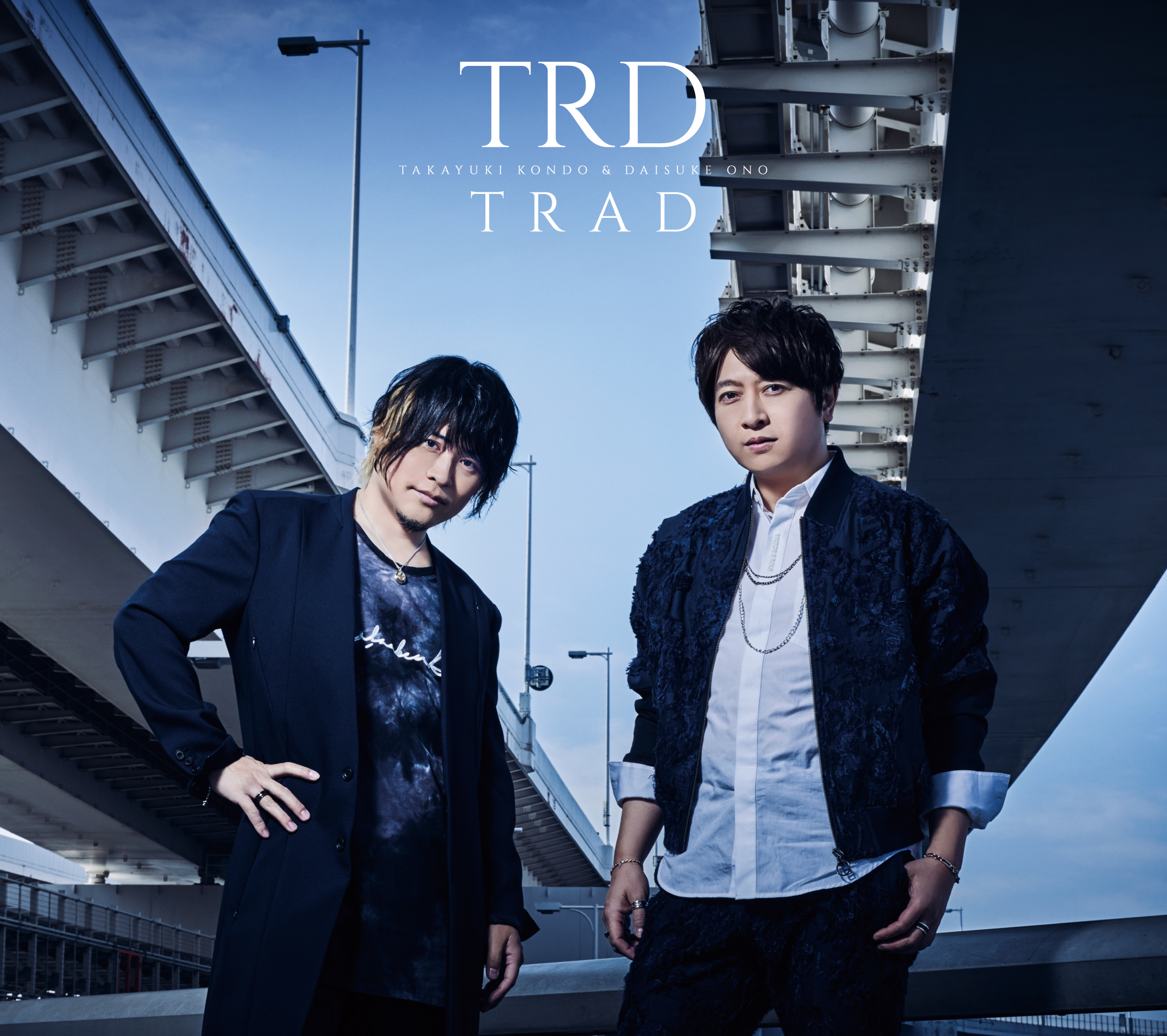 """【canime limited version】TRD 1st mini Album""""TRAD"""" Limited Edition(CD+Blu-ray)"""