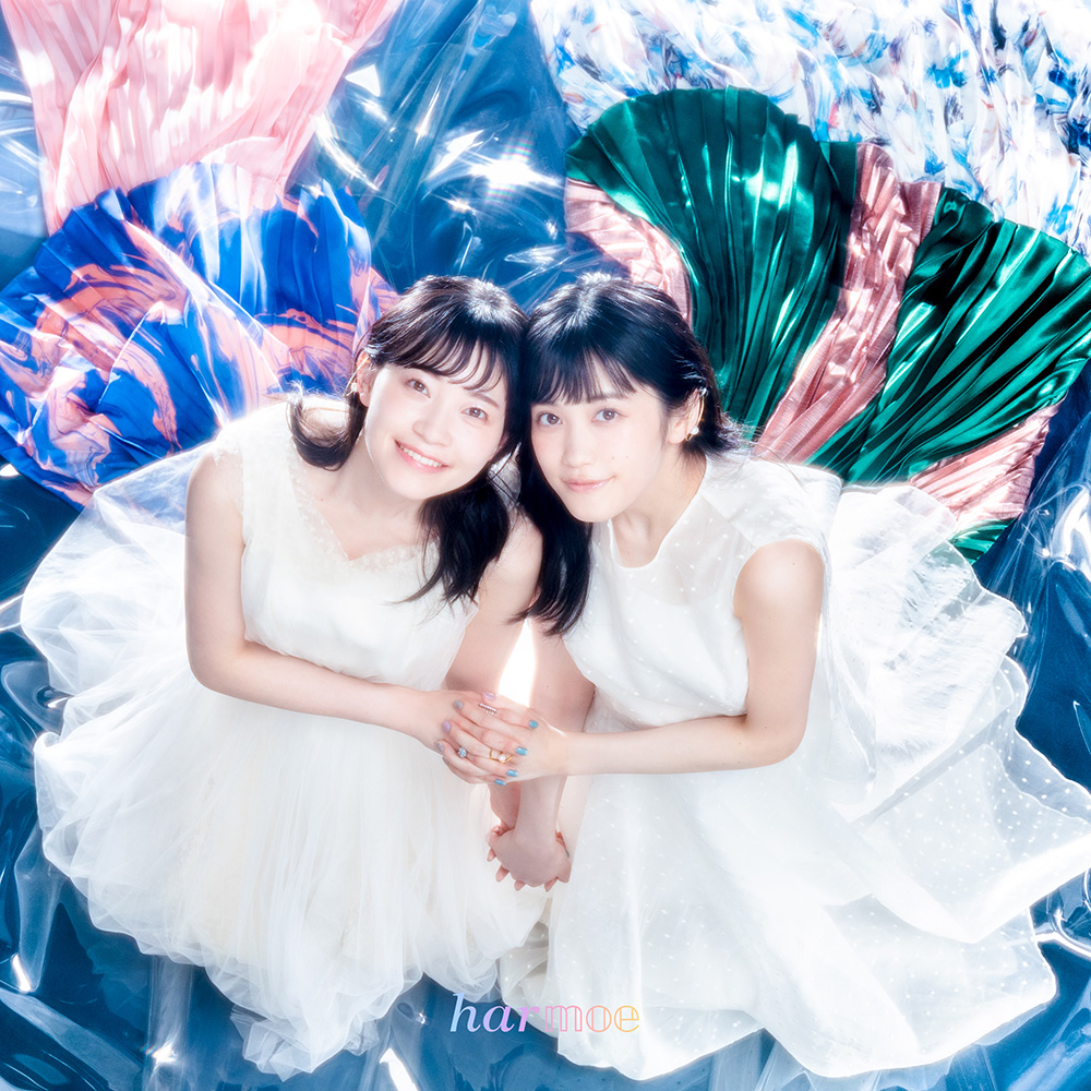 """harmoe 2nd single """"Mermaid at our own pace"""" Limited Edition(CD+Blu-ray )Release in August 18th 2021"""