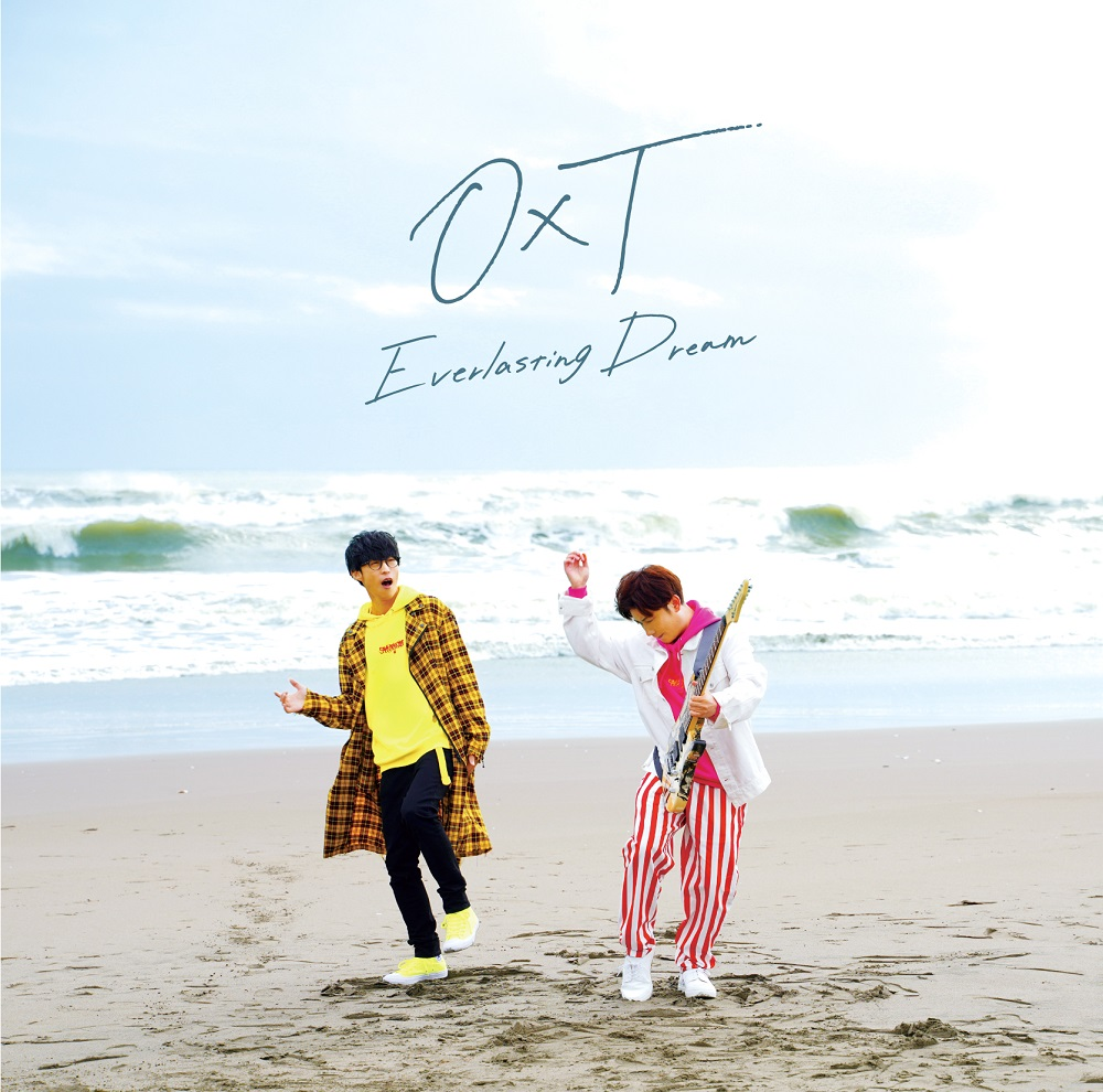 """OxT  """"Everlasting Dream"""" limited edition (CD+Blu-ray)"""