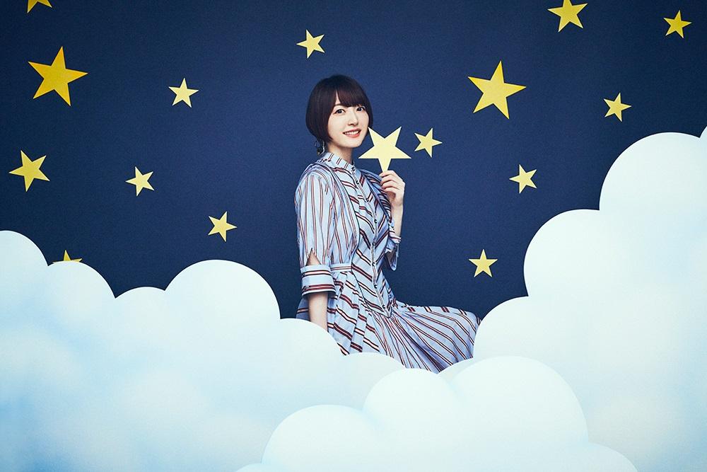 "【canime limited version】Hanazawa Kana 1st single ""Moonlight Magic"" canime limited version(CD+PHOTO+Blu-ray) Release on Sep 29th 2021 No.2"