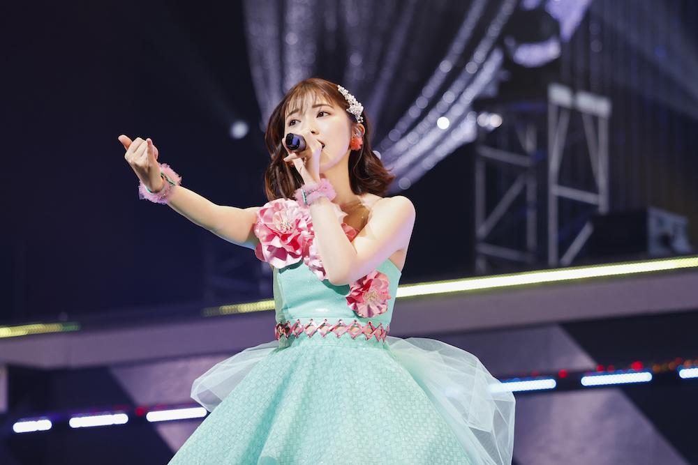 "Ishihara Kaori 2nd LIVE""MAKE SMILE"" DVD Release in July 7th 2021 No.2"