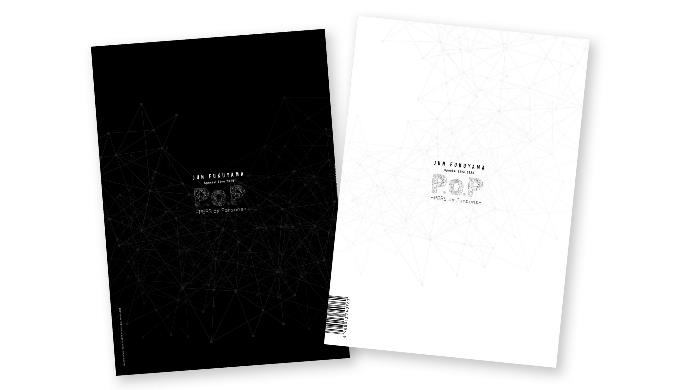 "Fukuyama Jun Special Live 2020""P.o.P -PERS of Persons-"" Pamphlet"