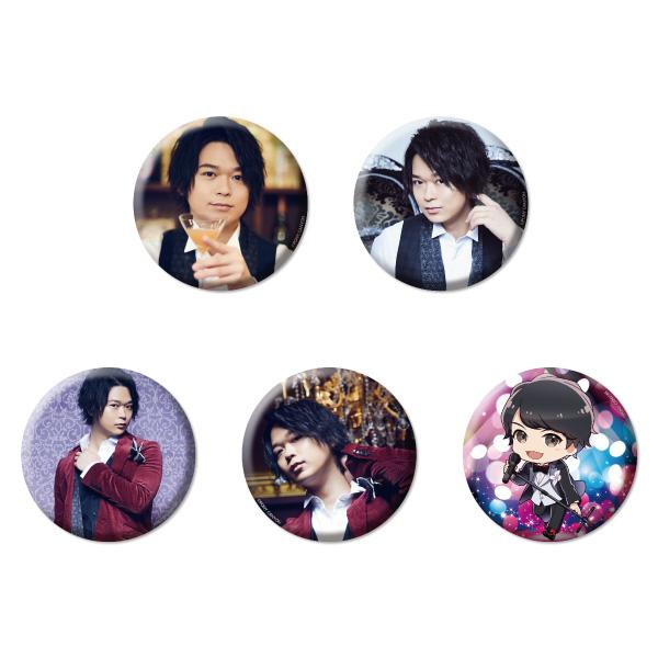 "Toki Shunichi  Xmas Special Event ""The Party"" Badge(5 types random)"