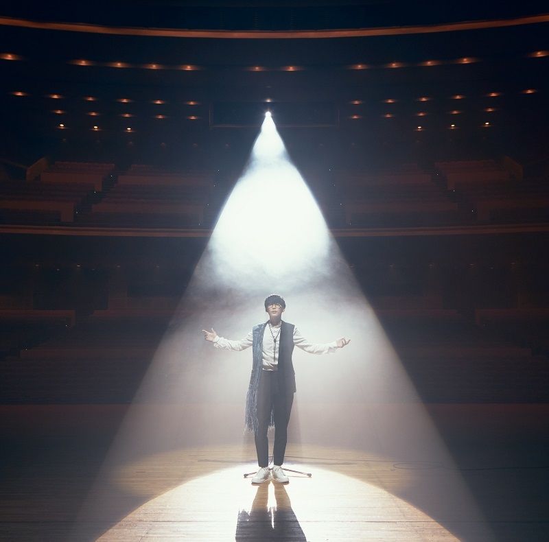 """Oishi Masayoshi  1st Album""""Entertainer"""" Normal Edition (CD only)Release in Aug 25th 2021"""