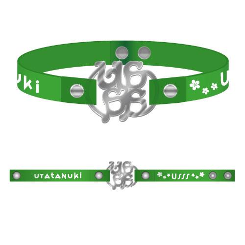 【Uratanuki Birthday Online Live date.】Bracelet URATANUKI(URASHIMASAKATASEN Spring Tour2021)