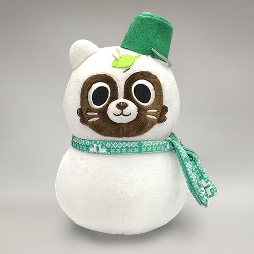 【Uratanuki Birthday Online Live date.】Yukiyamadaruma Plush Doll