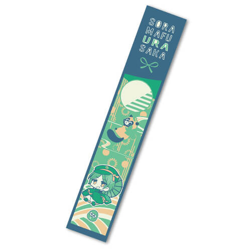 【Uratanuki Birthday Online Live date.】URATANUKI Muffler Towel