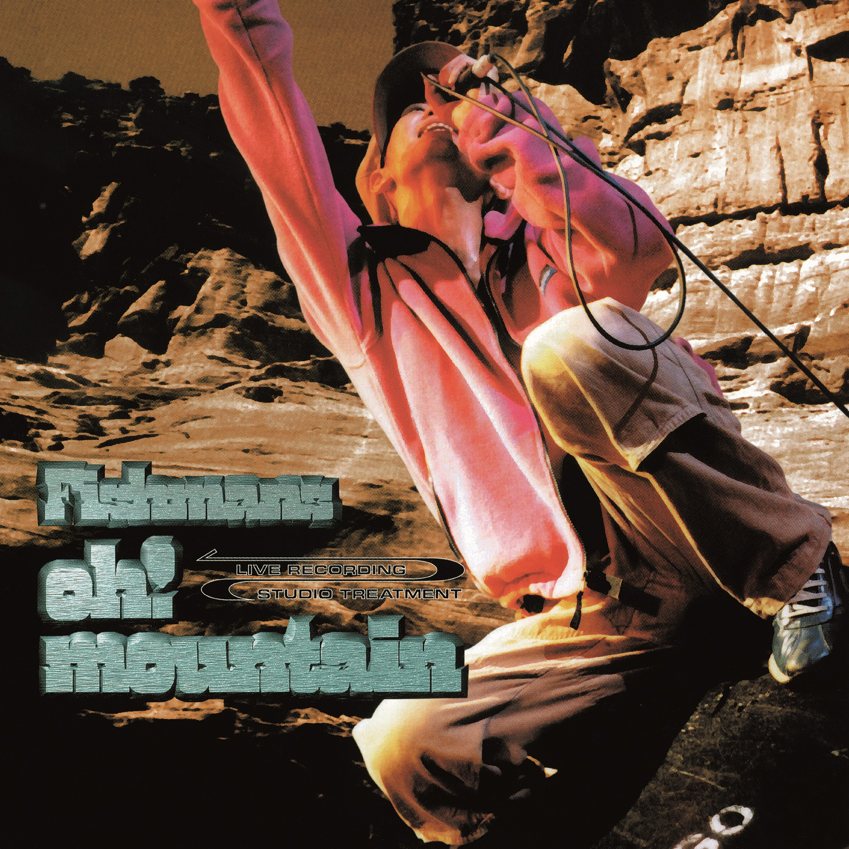 """Fishmans Live Album """"Oh!Mountain""""  LP record (180g heavyweight vinyl) 2-disc set Release in October 20th 2021"""
