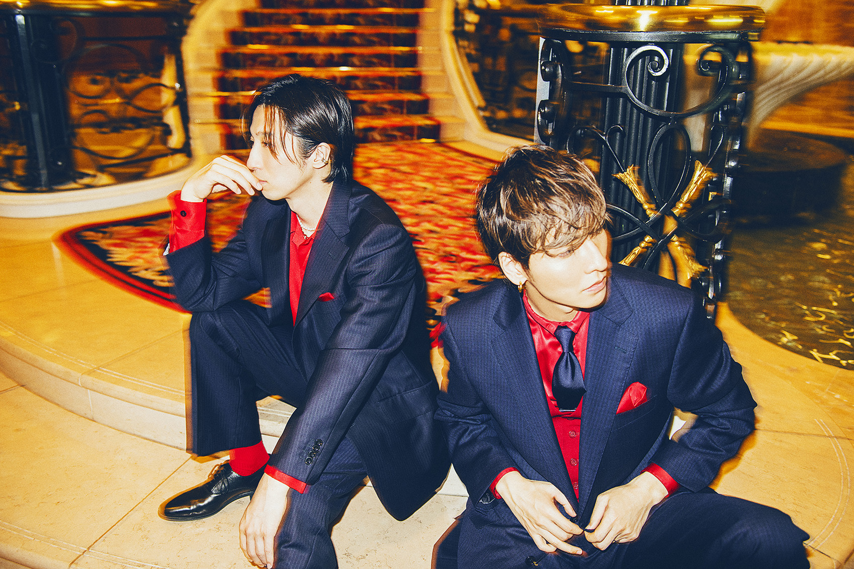 """w-inds. Album 20XX""""We are"""" Limited Edition(CD+Blu-ray)Release in November 24th 2021"""