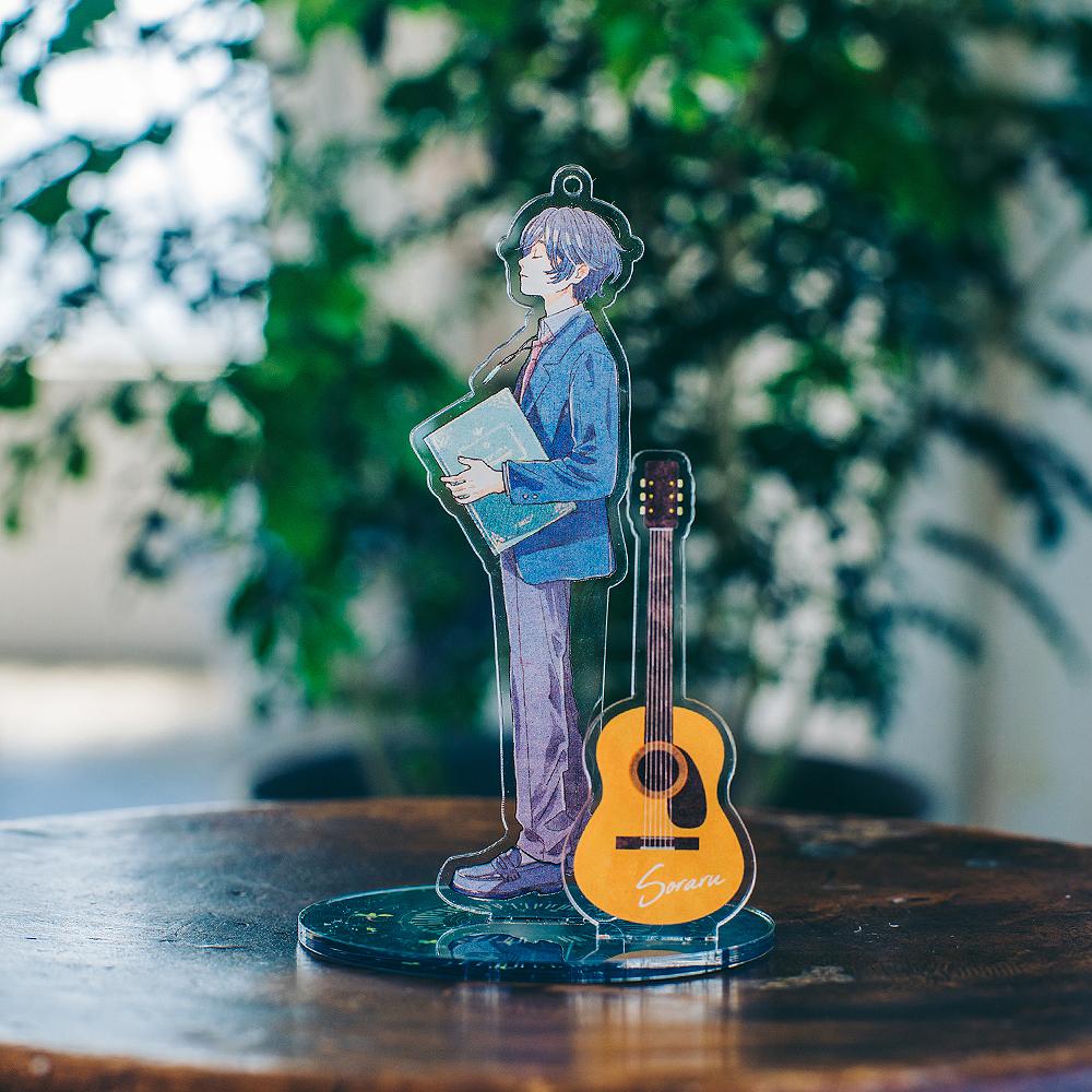 【soraru】Acrylic Stand