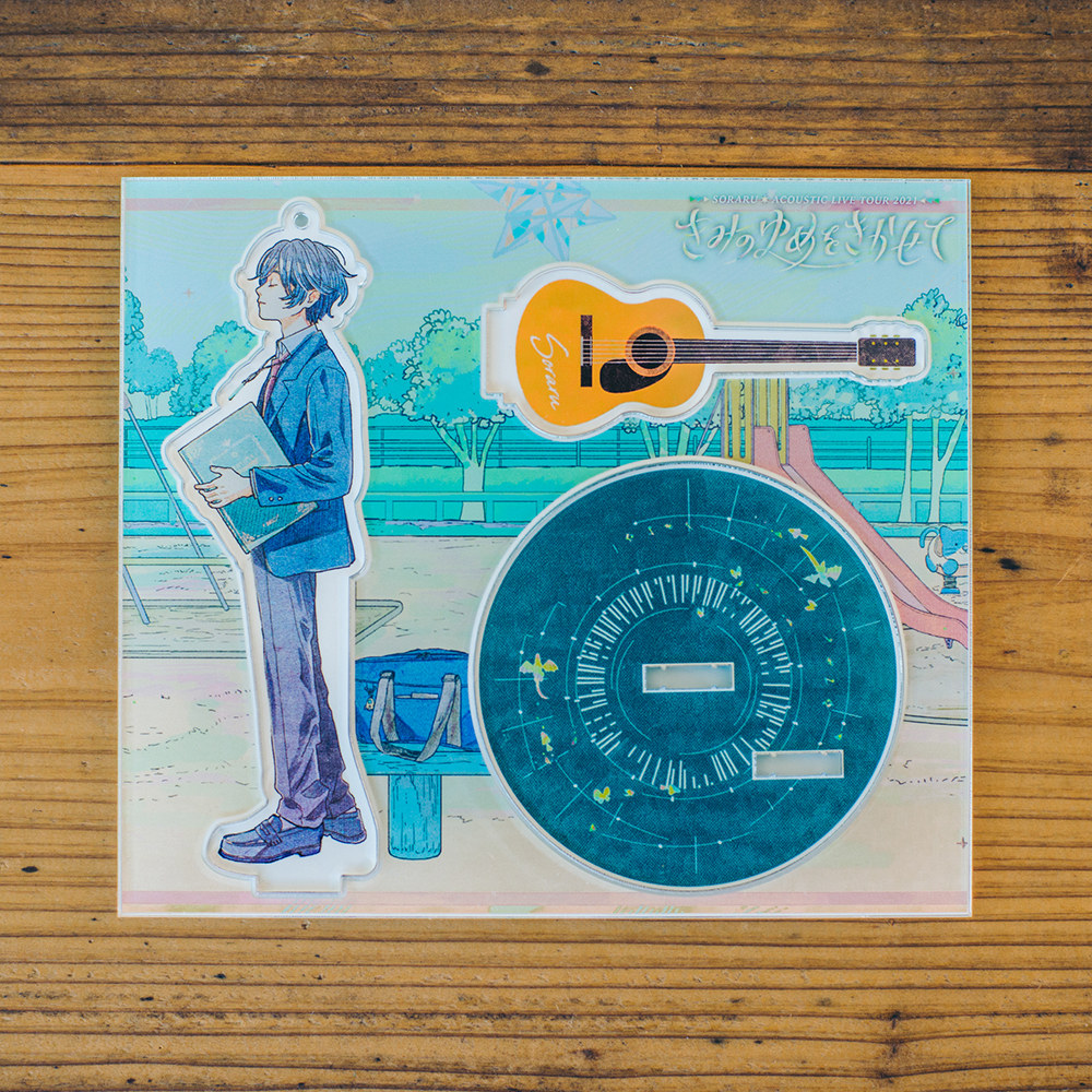 【soraru】Acrylic Stand No.2