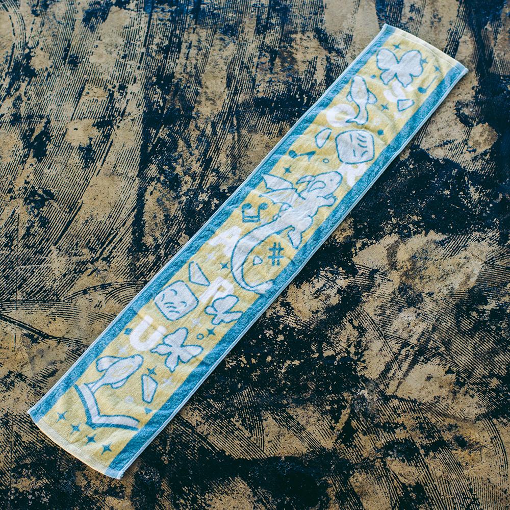 【soraru】Muffler Towel (Hon kara tobidasu monogatari)