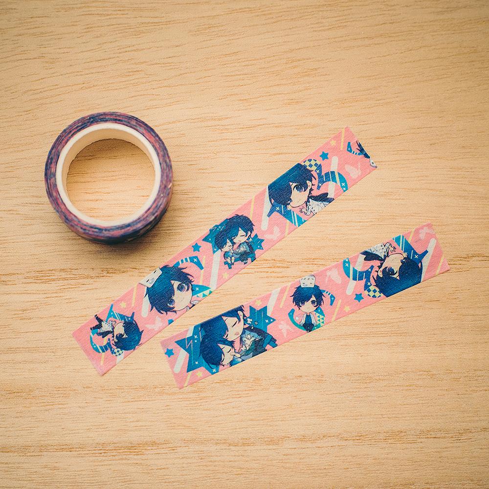 【soraru】Masking Tape