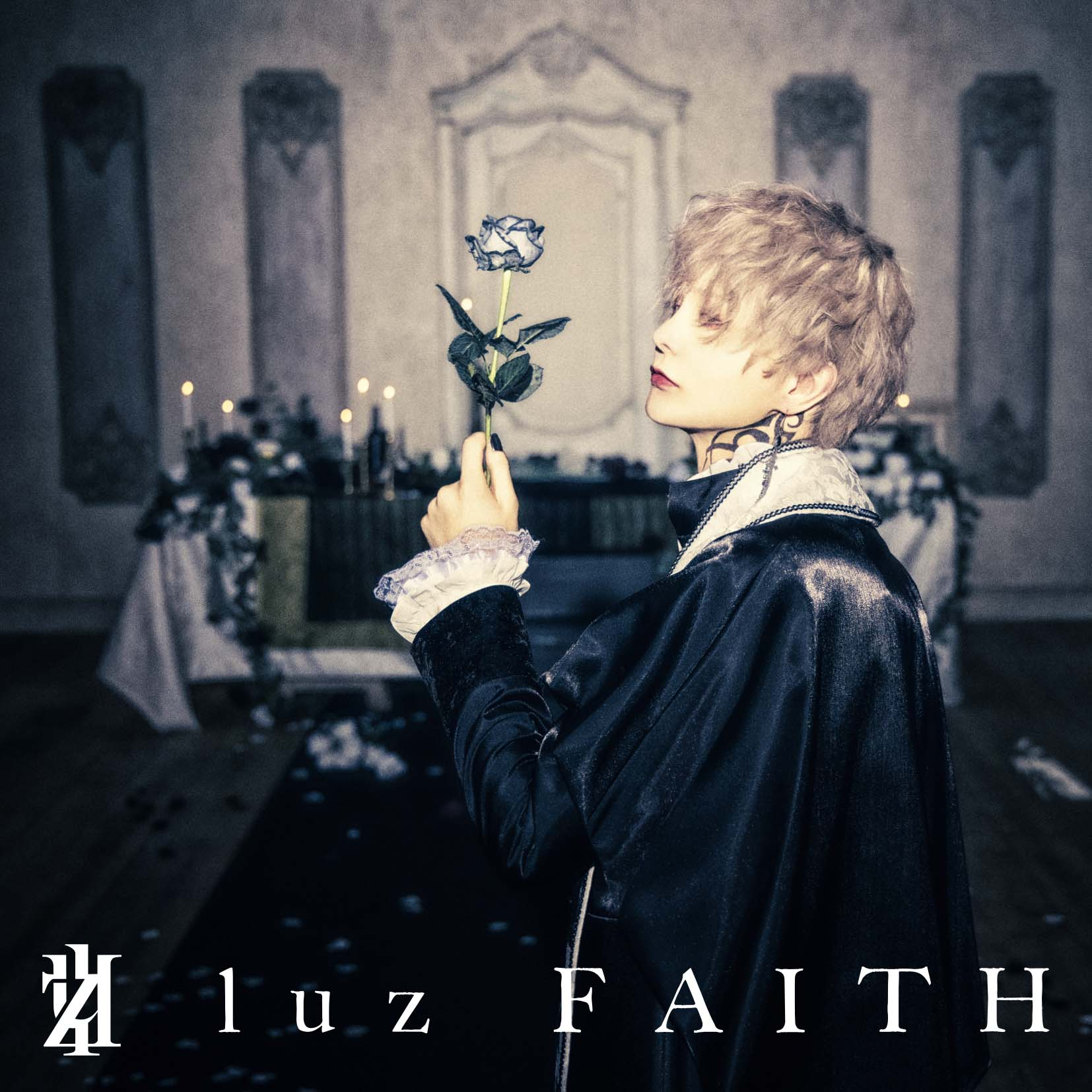 """luz """"FAITH"""" Normal Edition(CD Only) Release in October27th 2021 No.1"""