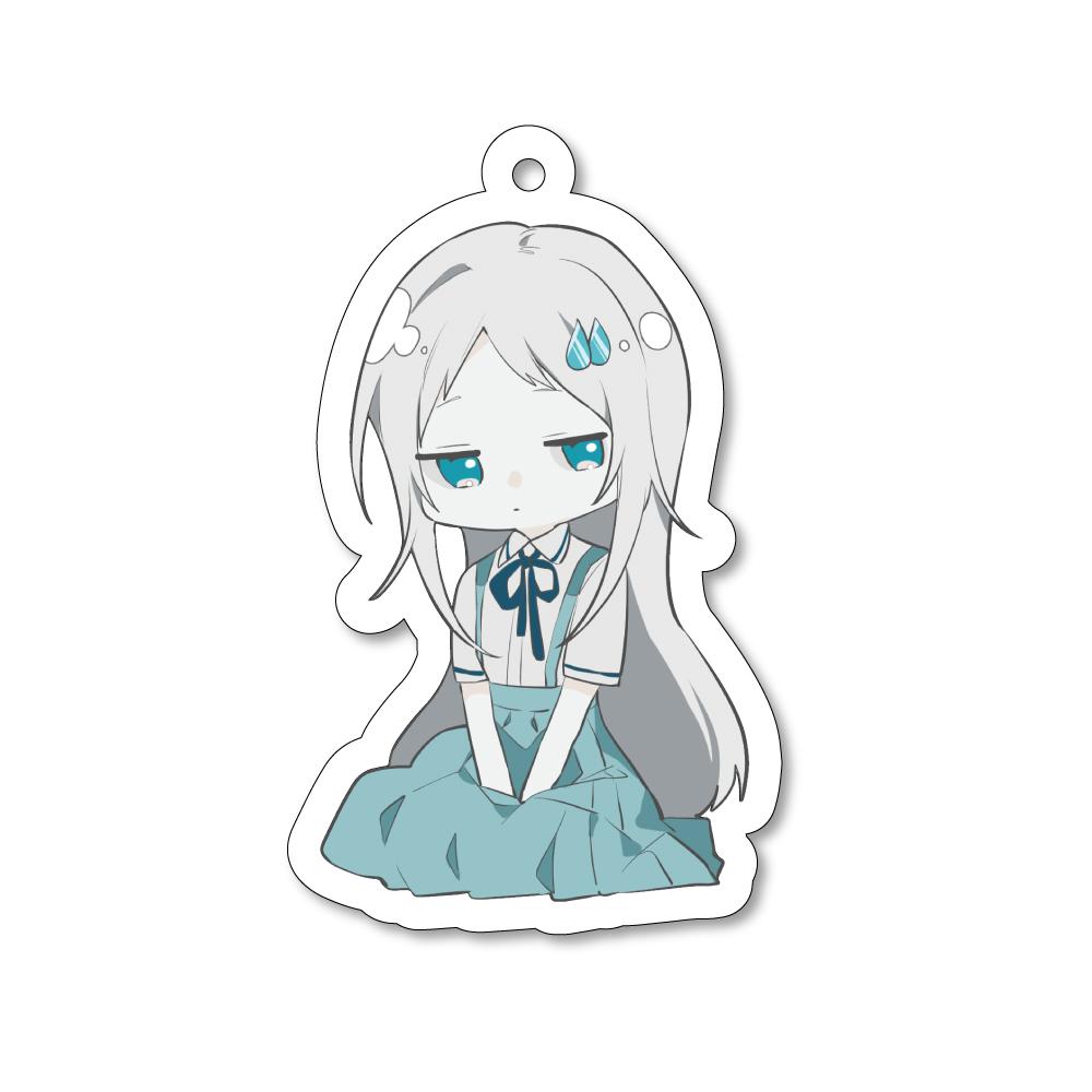 【TUYU】Acrylic Key Chain E