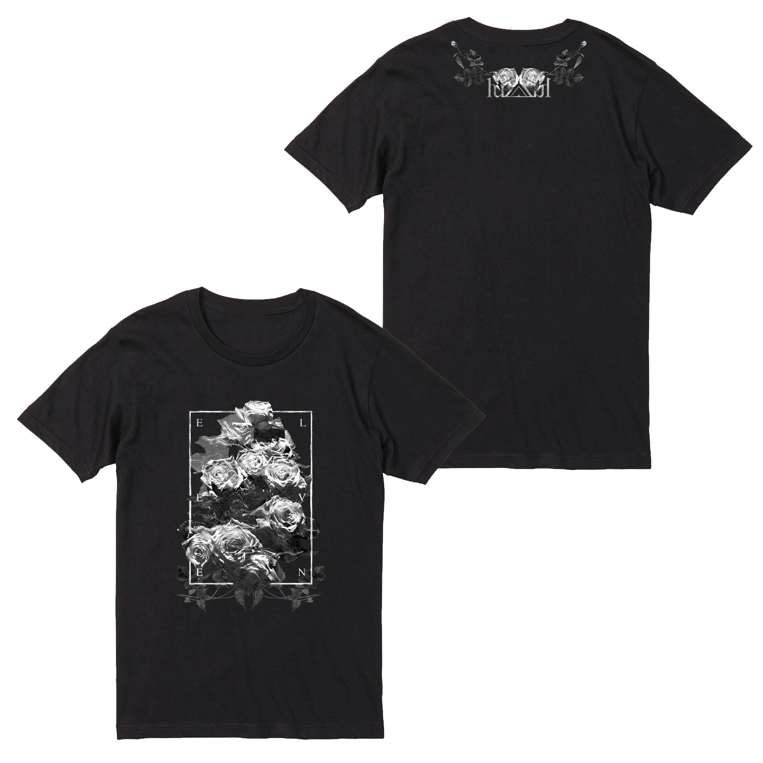 【5th TOUR -ELEVEN-】Mail Order Limited T-shirts