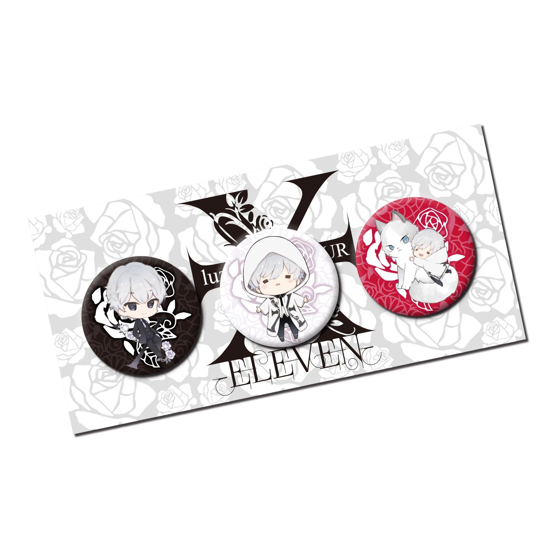 【5th TOUR -ELEVEN-】Badge Set