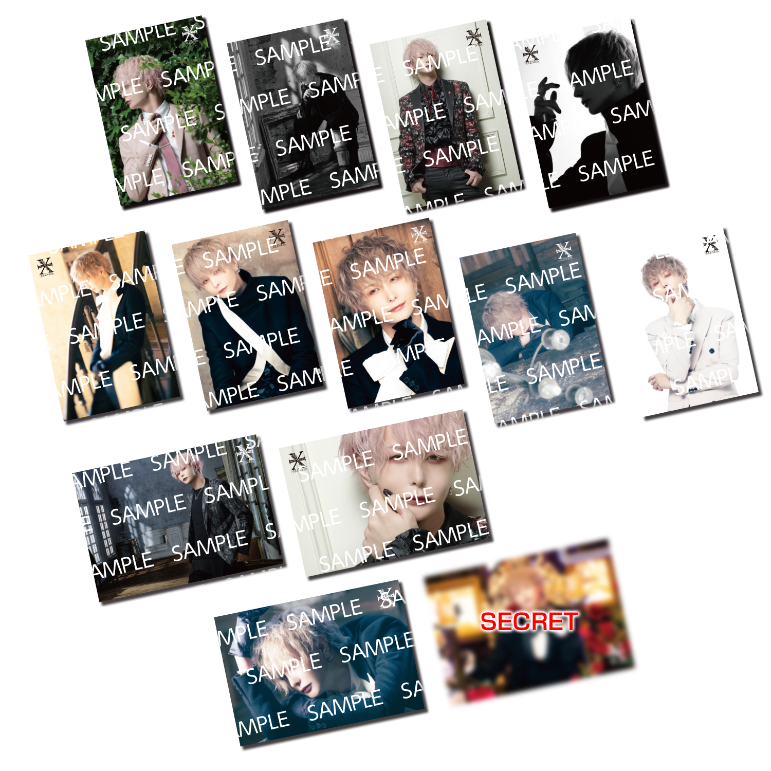 【5th TOUR -ELEVEN-】Bromide lottery