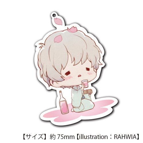 【5th TOUR -ELEVEN-】Acrylic Key Chain (Japanese clothes ver.)