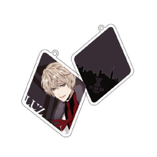 【5th TOUR -ELEVEN-】XYZ TOUR 2019 -SUMMER- Acrylic Key Chain ≪luz≫ No.1