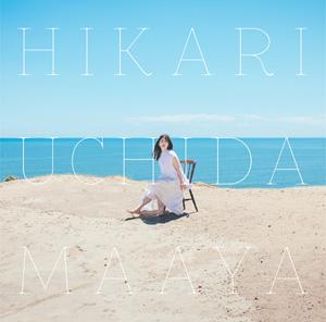 "Uchida Maaya 3rd Album ""HIKARI"" Normal Edition(CD only)Release in Oct 27th 2021"