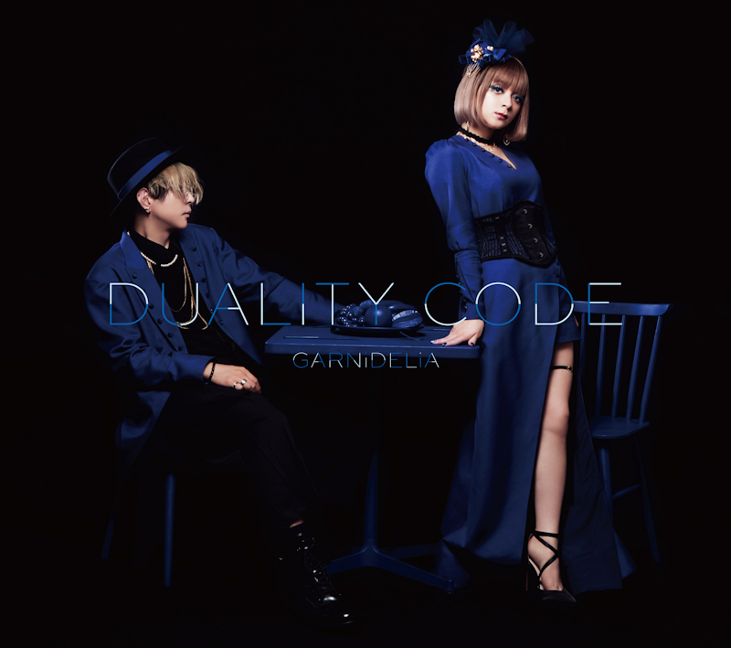 """GARNiDELiA """"Duality Code"""" Limited Edition(CD+Blu-ray) Release on November 17th,2021"""