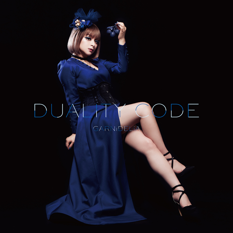 """GARNiDELiA """"Duality Code"""" Normal Edition(CD only) Release on November 17th,2021"""