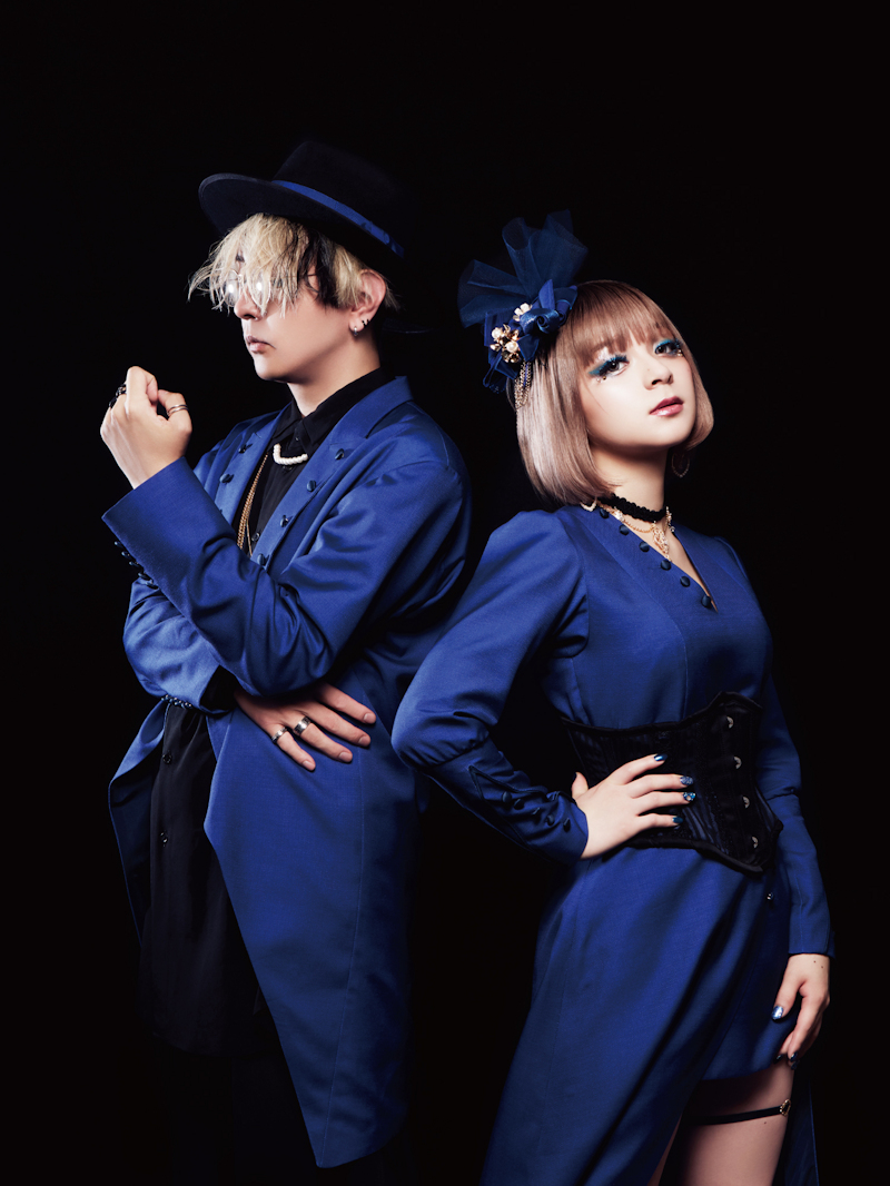 """GARNiDELiA """"Duality Code"""" Normal Edition(CD only) Release on November 17th,2021 No.2"""