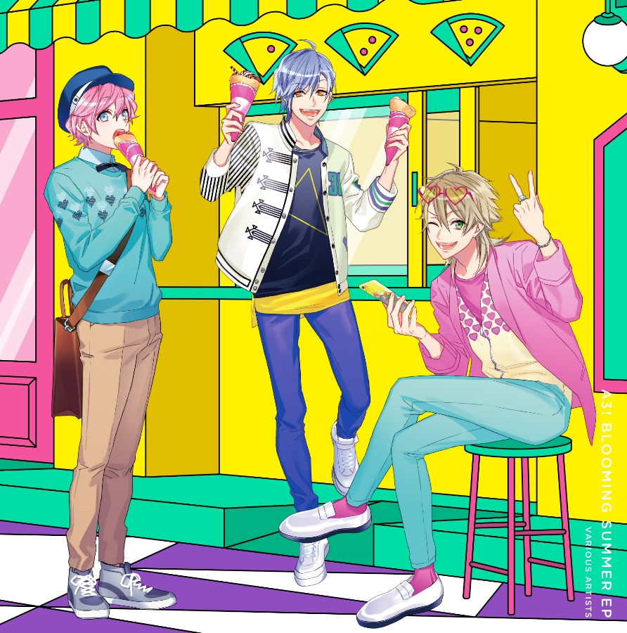【A3!】A3! Bloomimg SUMMER EP(CD only)