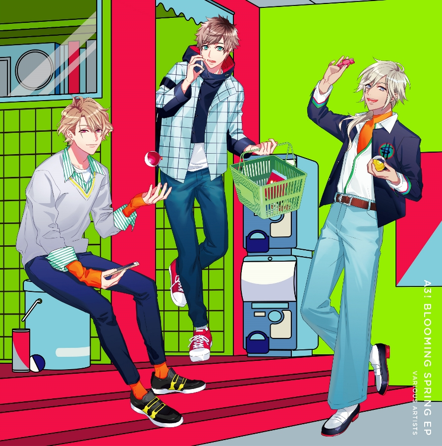 【A3!】A3! Blooming SPRING EP(CD only)